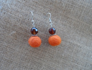 Volcano Earrings