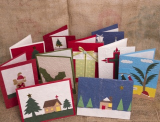 Christmas Cards- set of 10